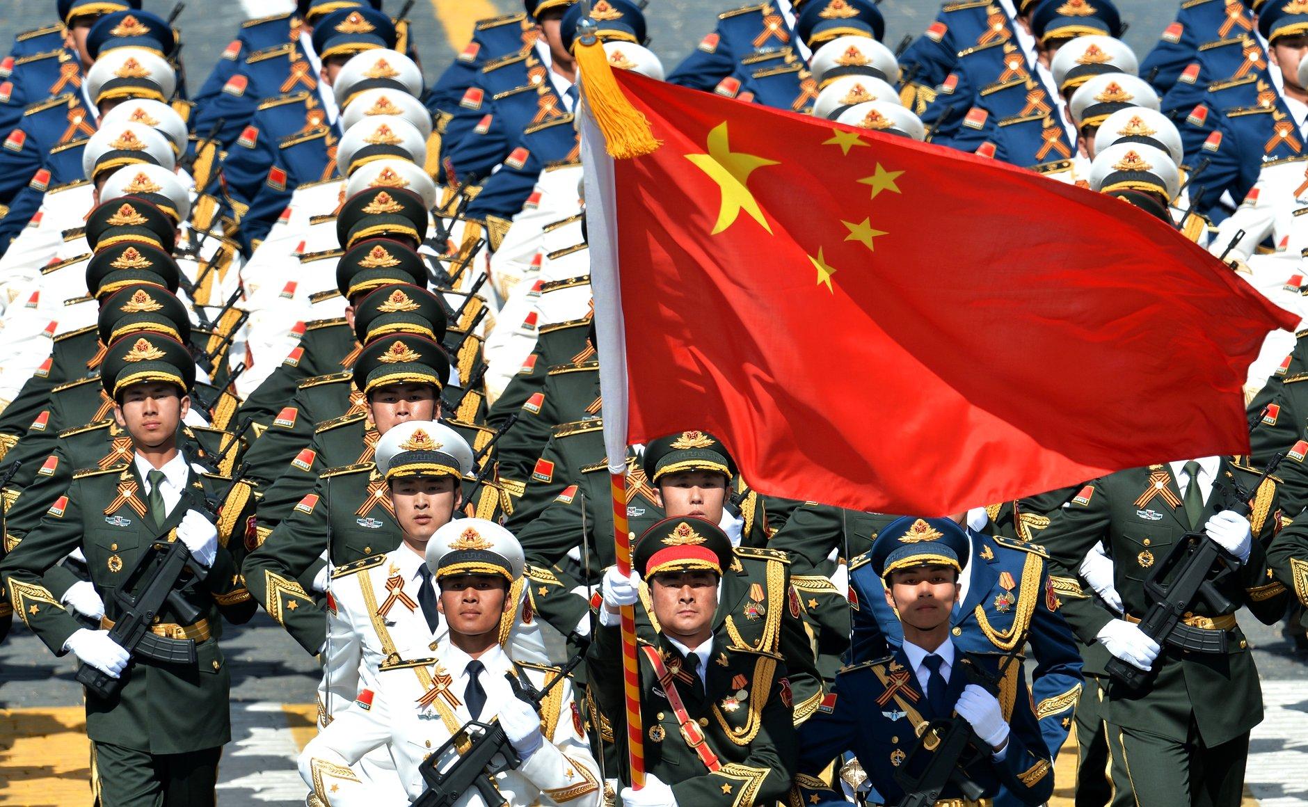 Liens intimes entre le Parti et l'Armée en Chine