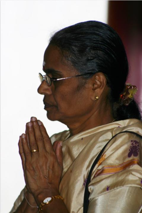 female hindu