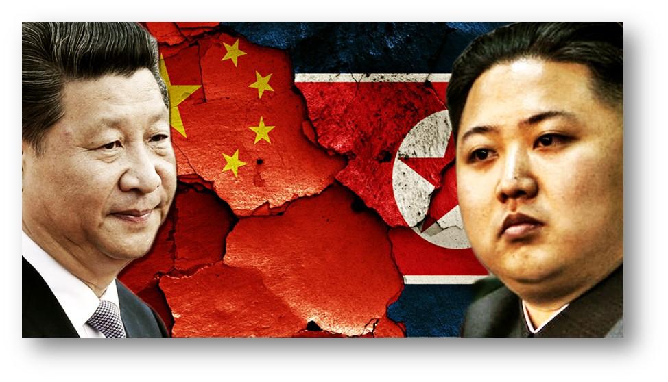 La Chine et la question nord-coréenne