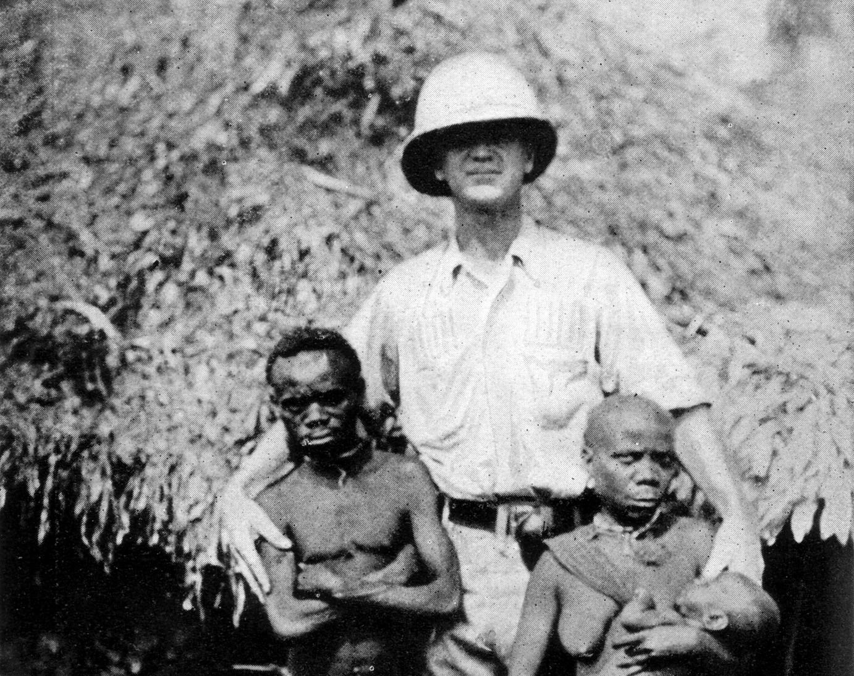 Les ambitions d'un médecin colonial en Afrique : l'histoire du docteur Jean Joseph  David