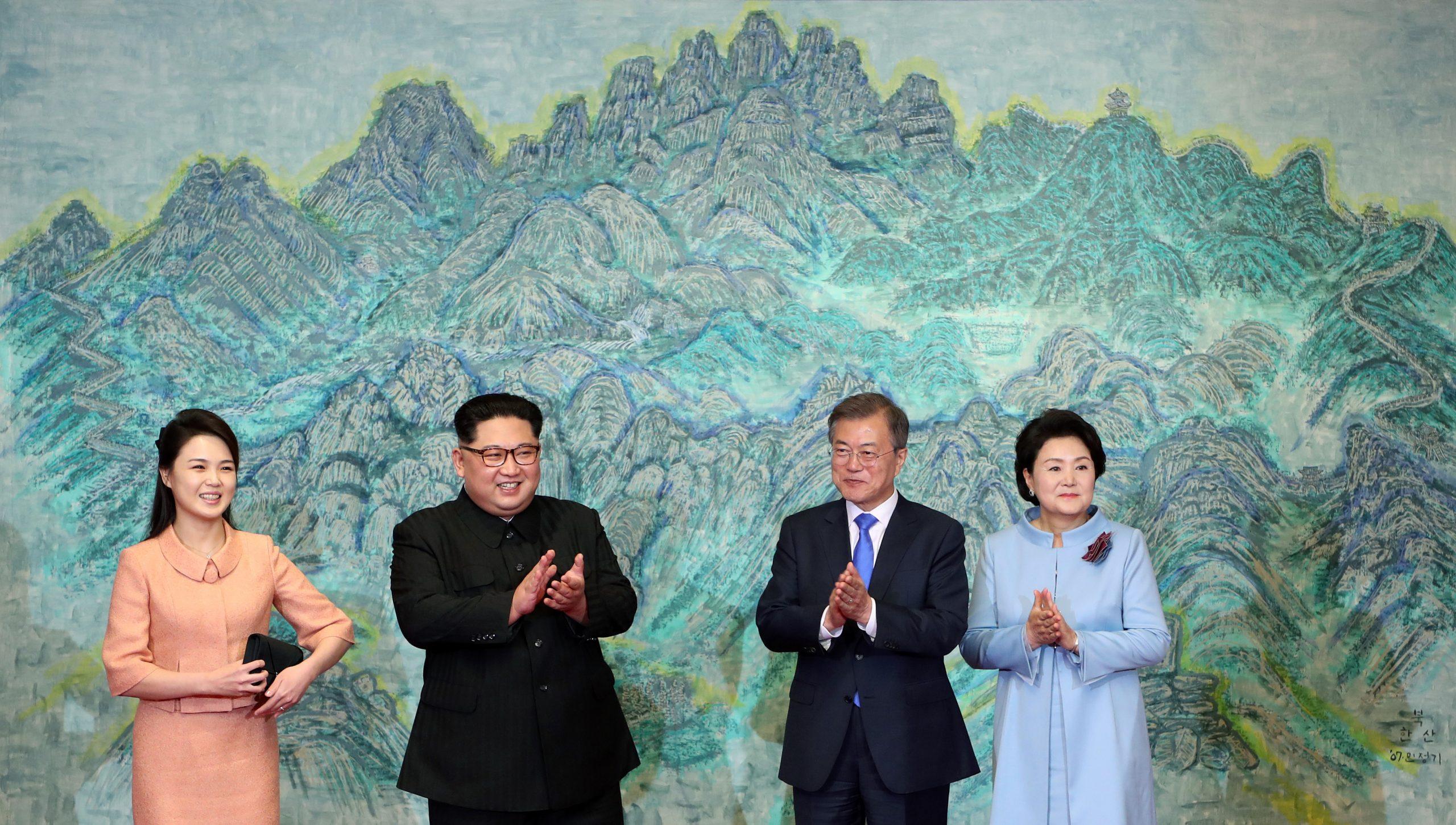 Sommet des deux Corées à Panmunjeom : entre doutes et espoirs