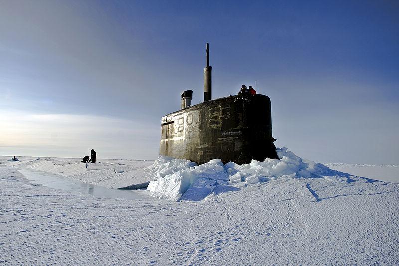Arctique : une nouvelle guerre froide sur la banquise ?
