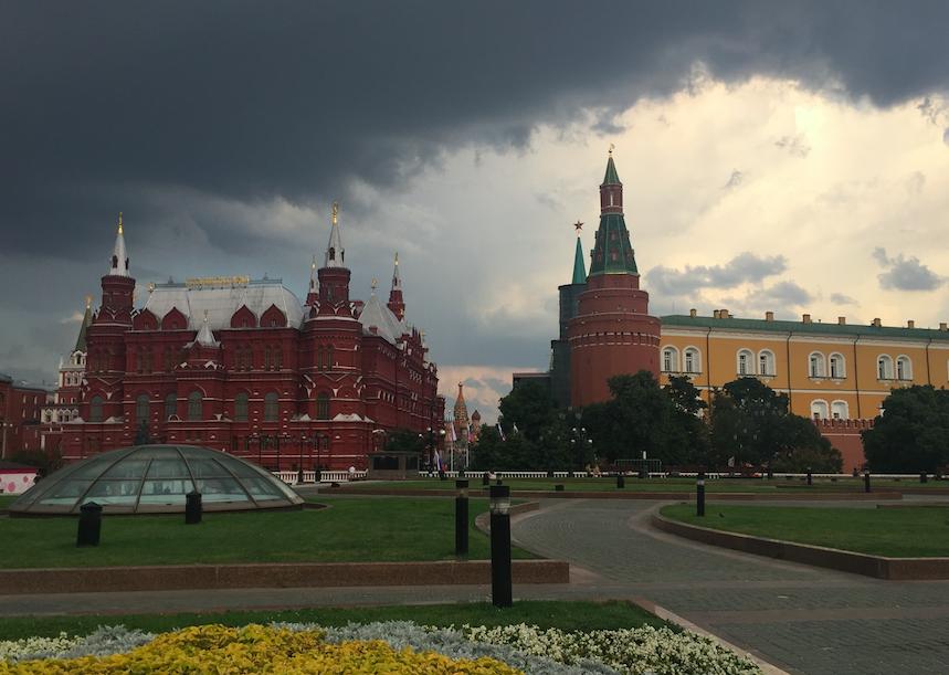 Russie, l'envers du pouvoir