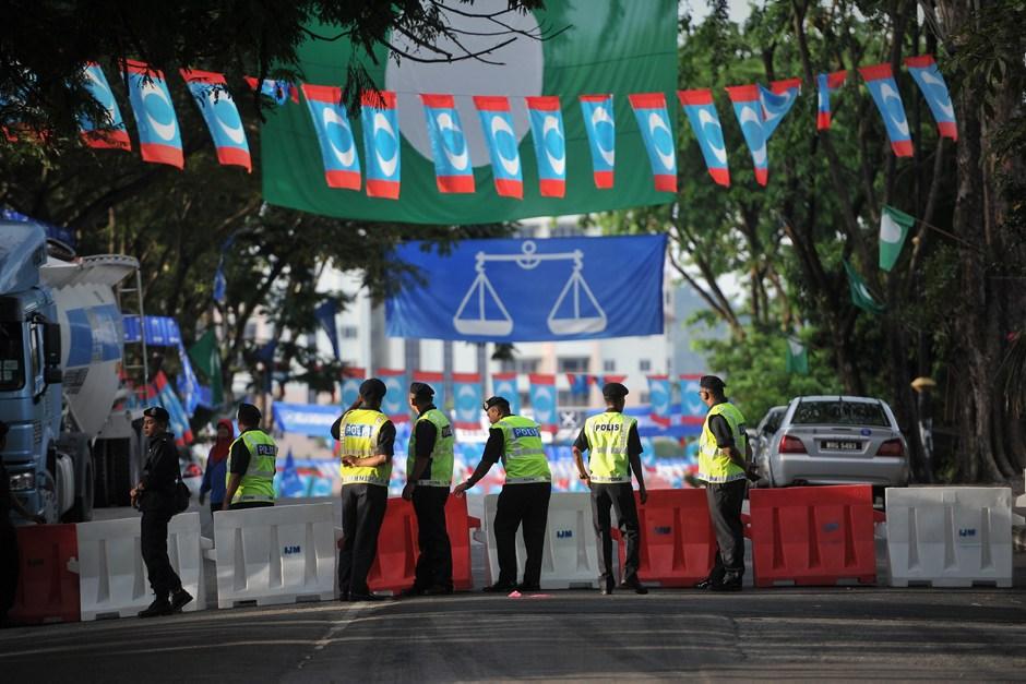 Tsunami électoral en Malaisie