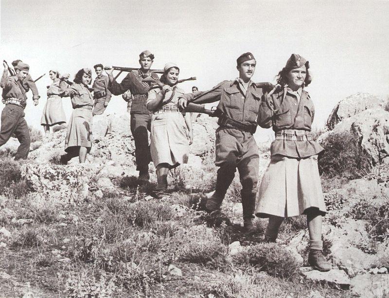 La Grèce après 1945 : une société qui se déchire (1)