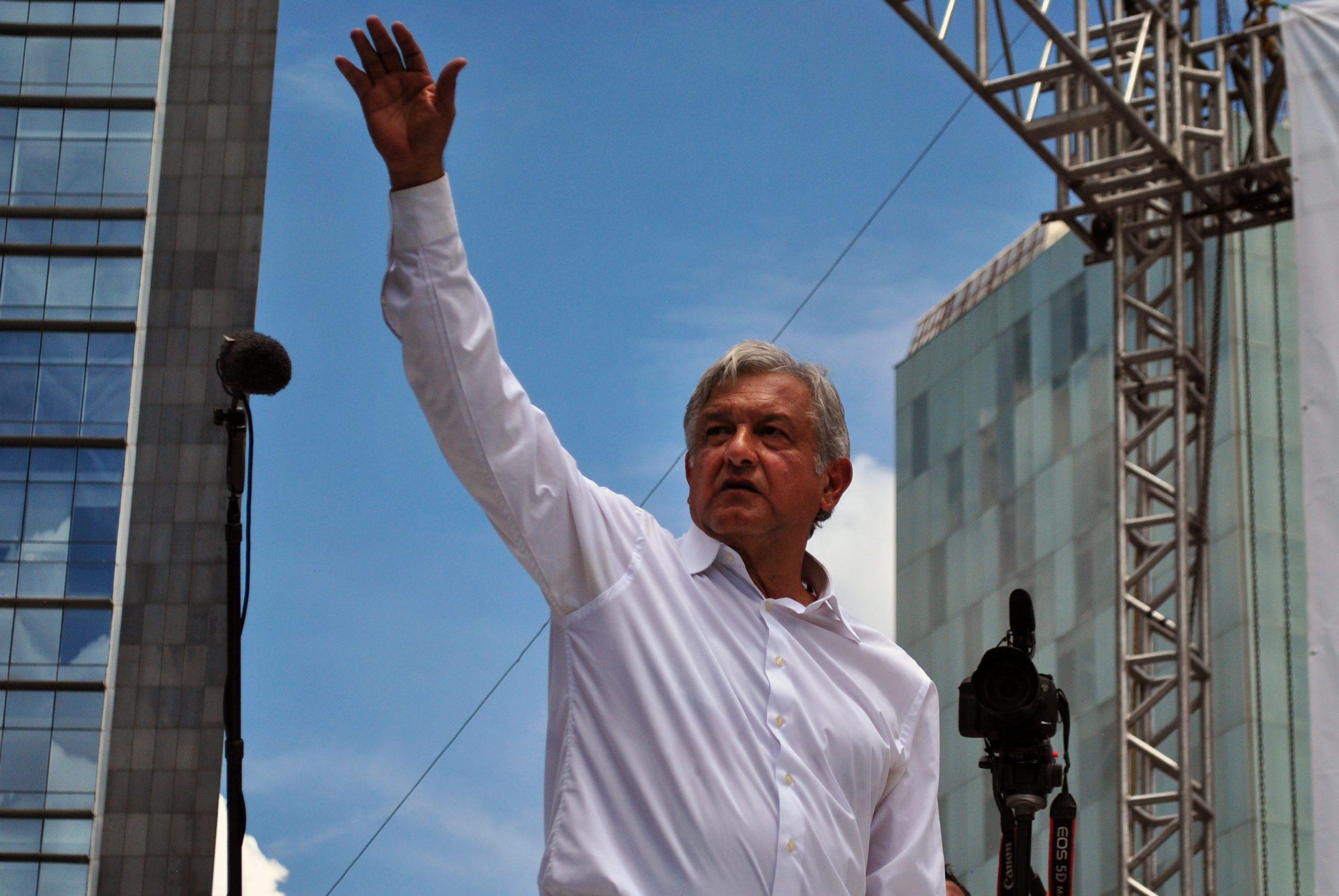 Au Mexique, le changement l'emporte