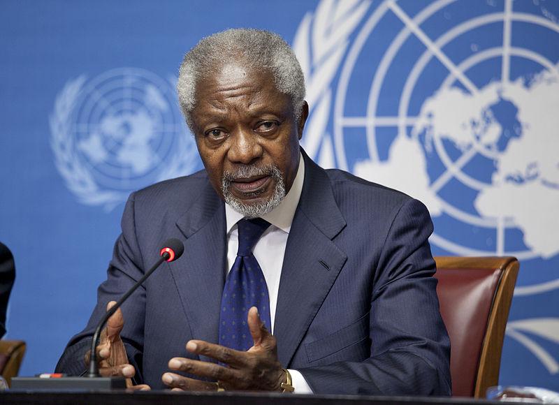 Kofi Annan, l'homme qui a rapproché les Nations Unies et les peuples