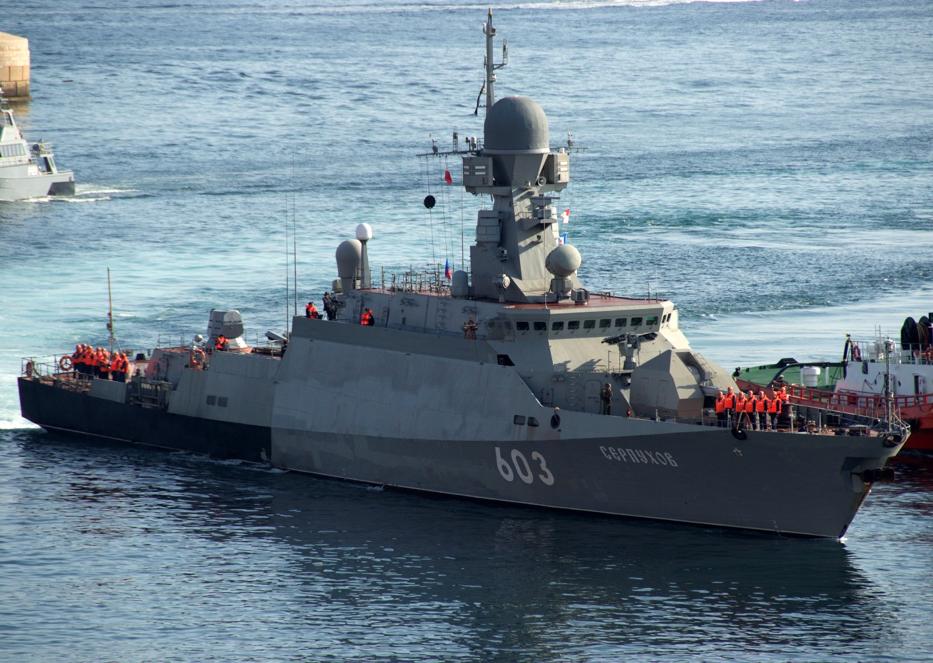 Affirmer sa puissance navale : la corvette, un outil de choix au XXIème siècle ?