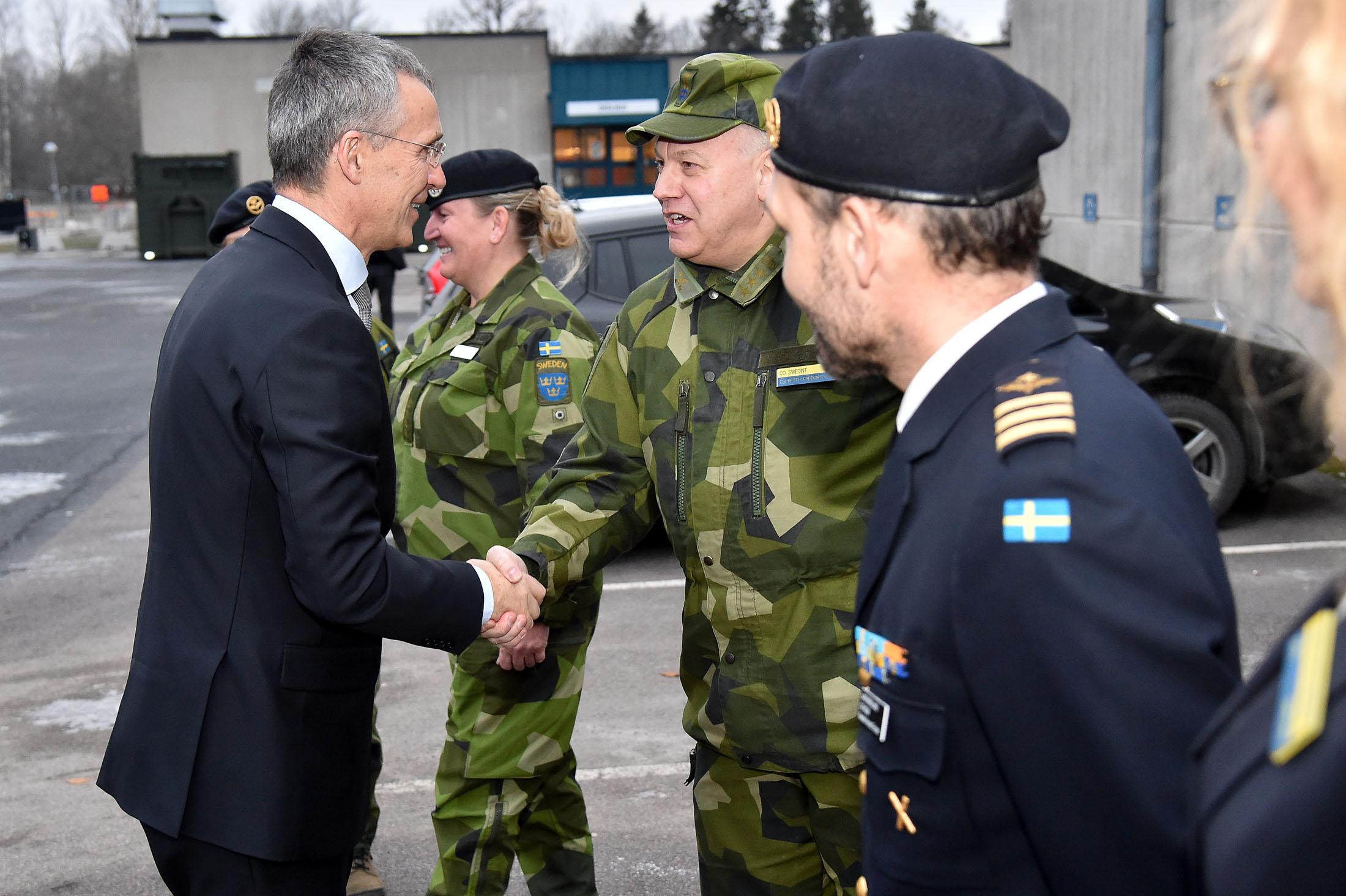La Suède et l'OTAN : pacsés mais pas mariés