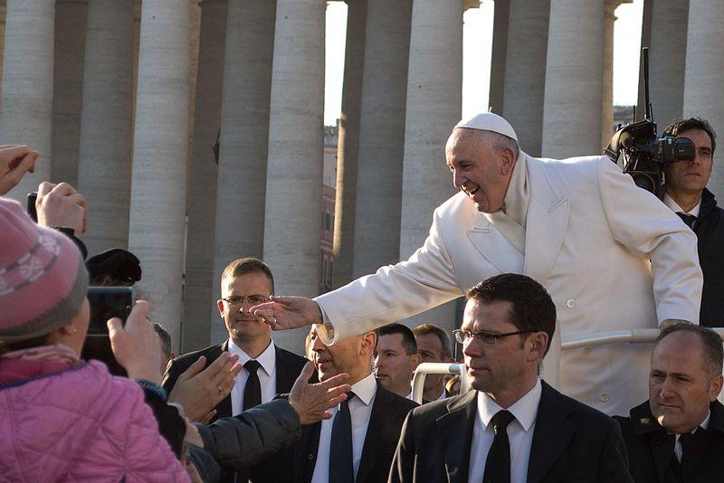 La politique du Vatican en Amérique latine et l'action du Pape François