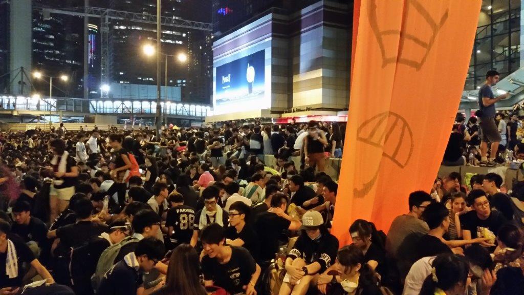 Pékin / Hong Kong : Affres d'un exécutif bicéphale, immobilisme militaire d'un pouvoir éclaté