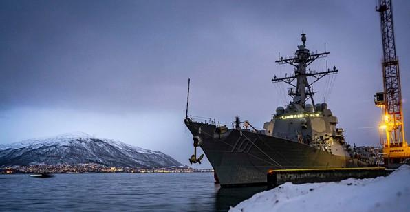 Quelle place pour la France en Arctique ?  Tour d'horizon des intérêts stratégiques français dans cette région polaire