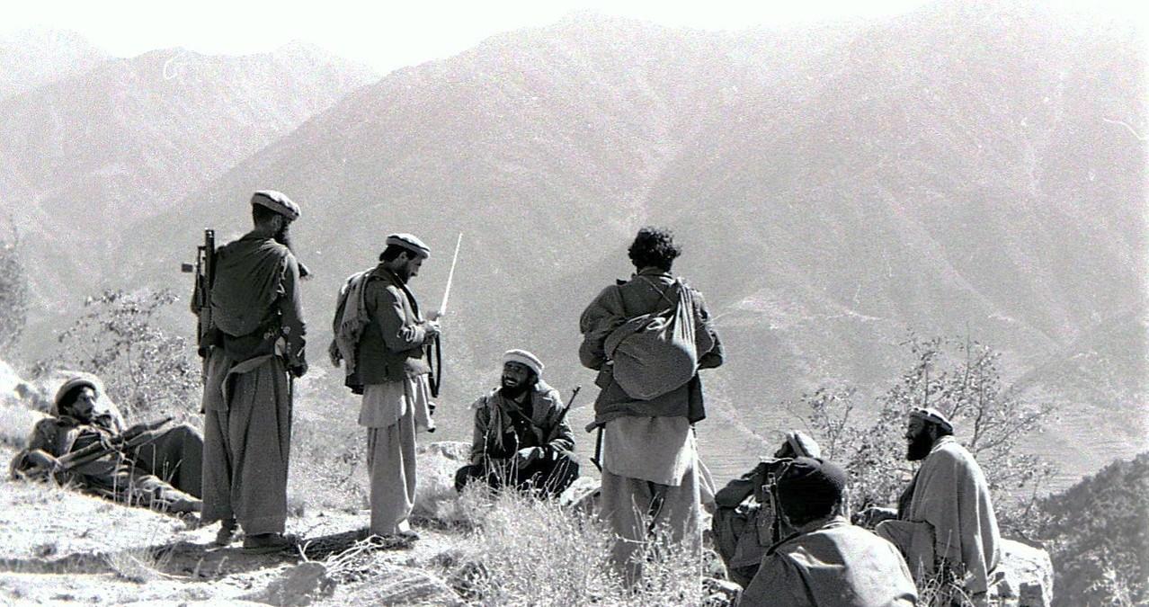 La résistance afghane et l'étranger durant l'invasion soviétique (1979-1989)