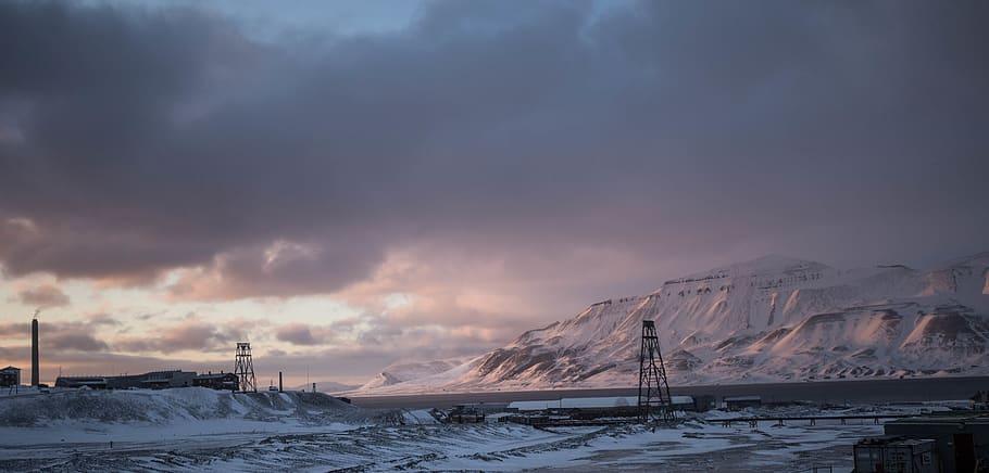 L'archipel du Svalbard, vitrine des conflits géopolitiques en Arctique
