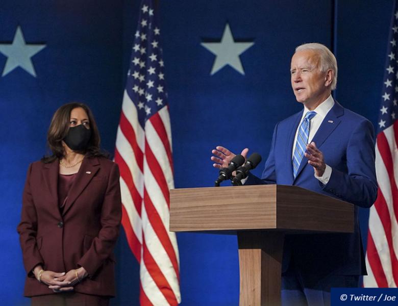 2020. L'année qui a bouleversé les États-Unis –  Épisode 4 : L'élection du 3 novembre 2020, le scrutin qui ébranle l'Amérique
