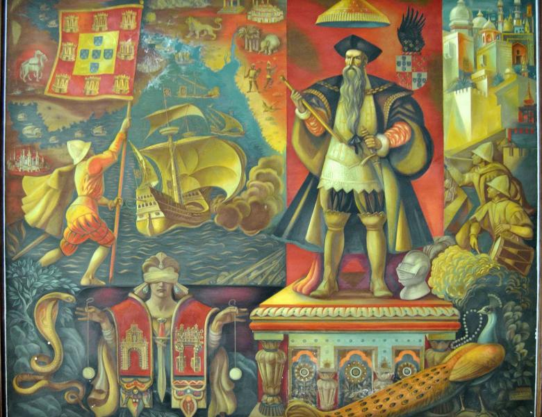 Goa : « Rome de l'Orient » et porte d'entrée de l'Asie portugaise