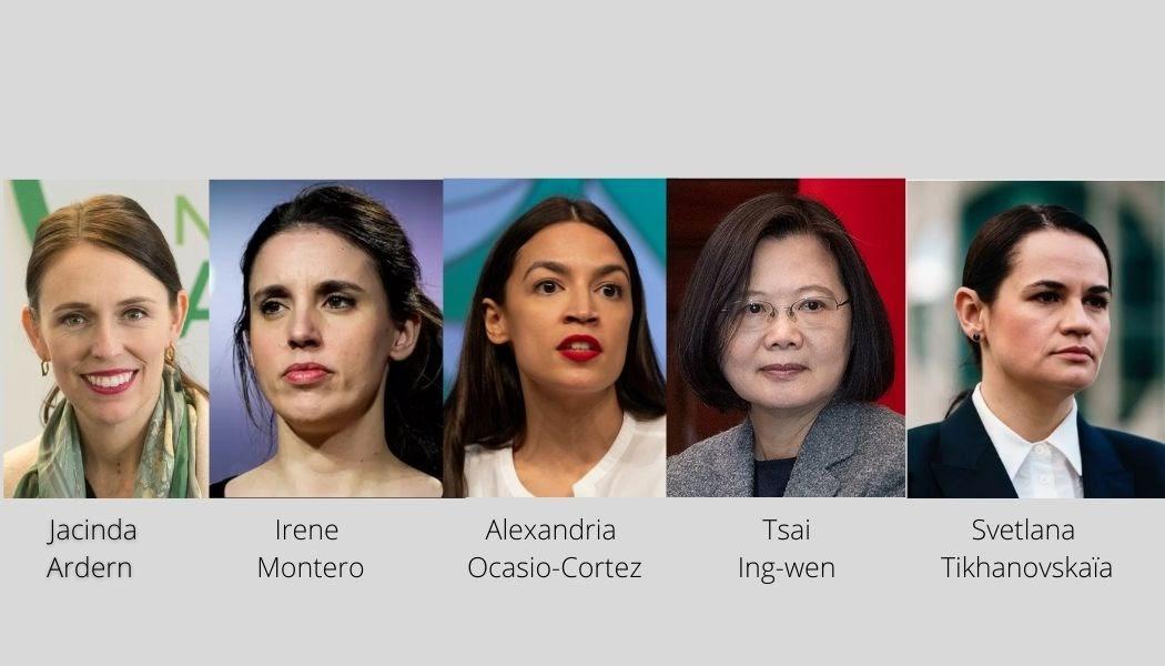 PORTRAITS : CES FEMMES POLITIQUES QUI ONT MARQUÉ L'HISTOIRE EN 2020