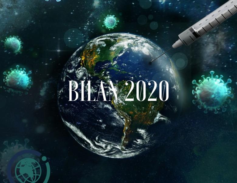 Bilan : le monde en 2020