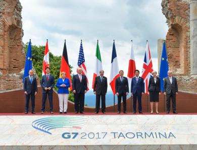 La politique étrangère italienne : européenne, atlantiste et méditerranéenne