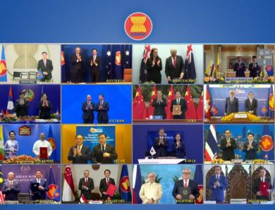 RCEP & CPTPP : shaping a new global order?