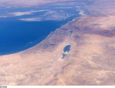 L'eau dans la vallée du Jourdain : un canal de la paix pour sauver la mer Morte?