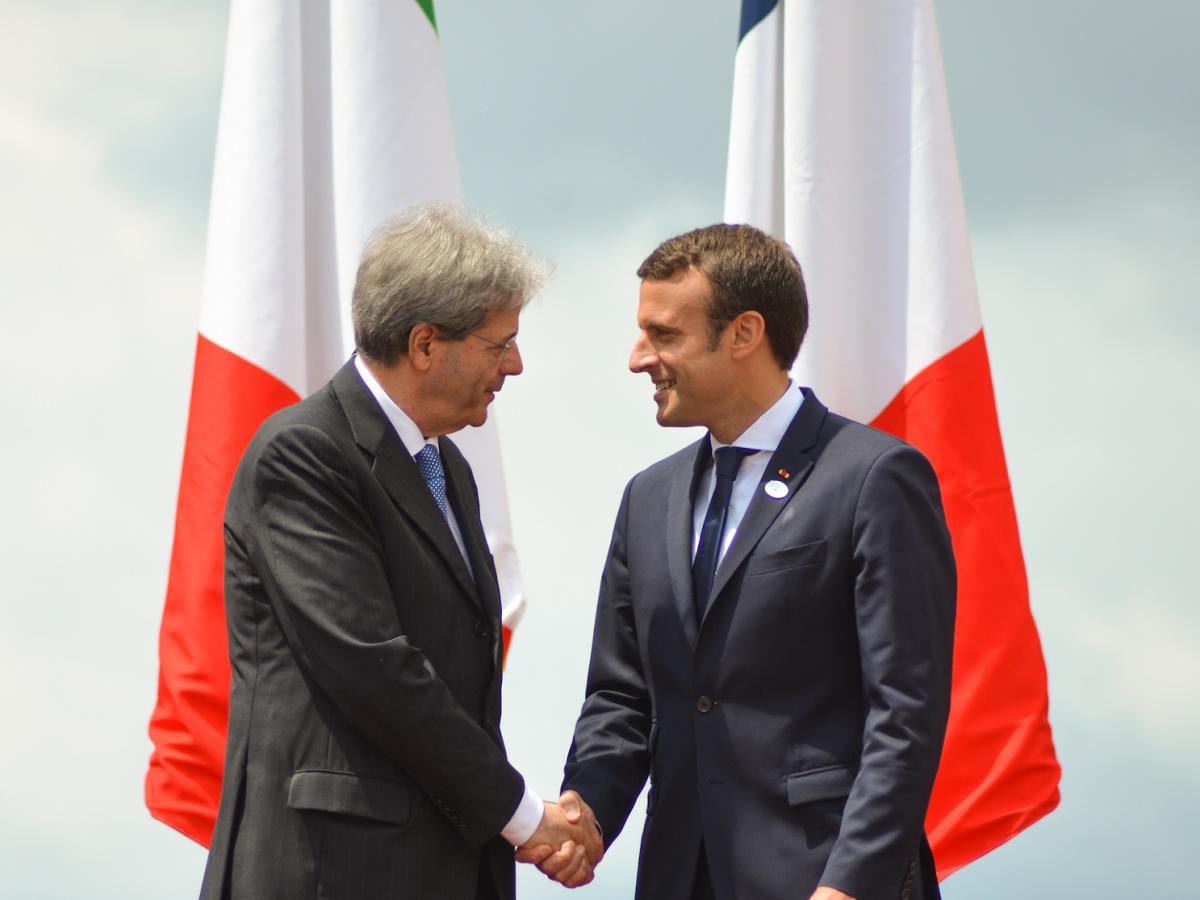 L'Italie, un brillant second pour la France ?