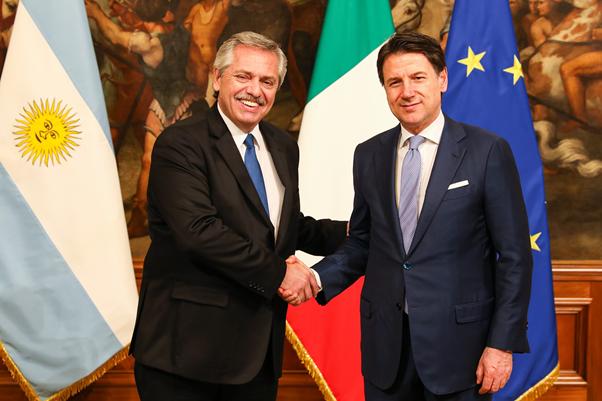 Italie – Argentine : le primat du cœur