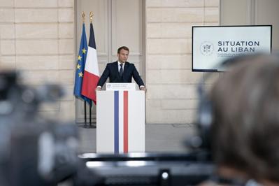 La France peut-elle sauver le Liban de l'effondrement ?