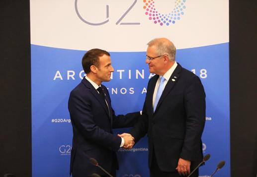 Paris-Canberra : une relation stratégique inscrite dans la durée ?
