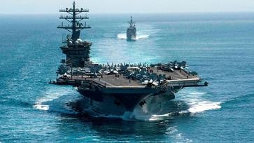 Mer de Chine du Sud: un risque de guerre tangible ?